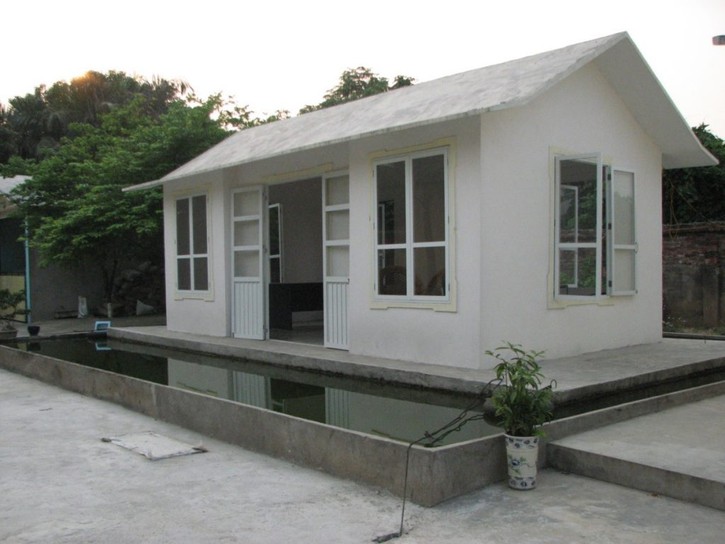 ThienGiang Floating House