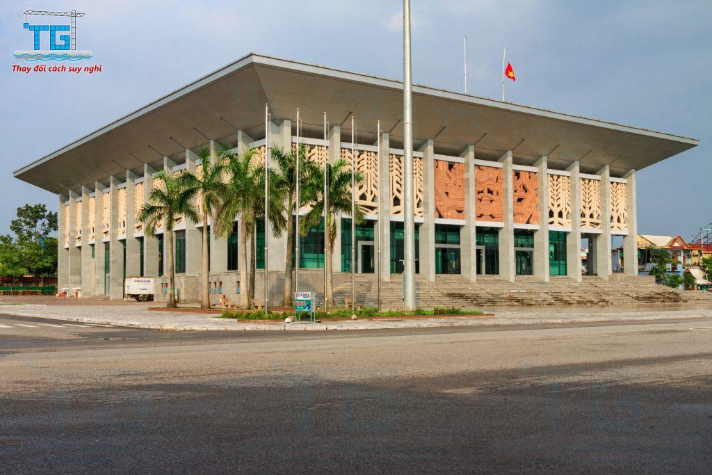 Nhà Văn Hoá Tỉnh Quảng Trị (2010)